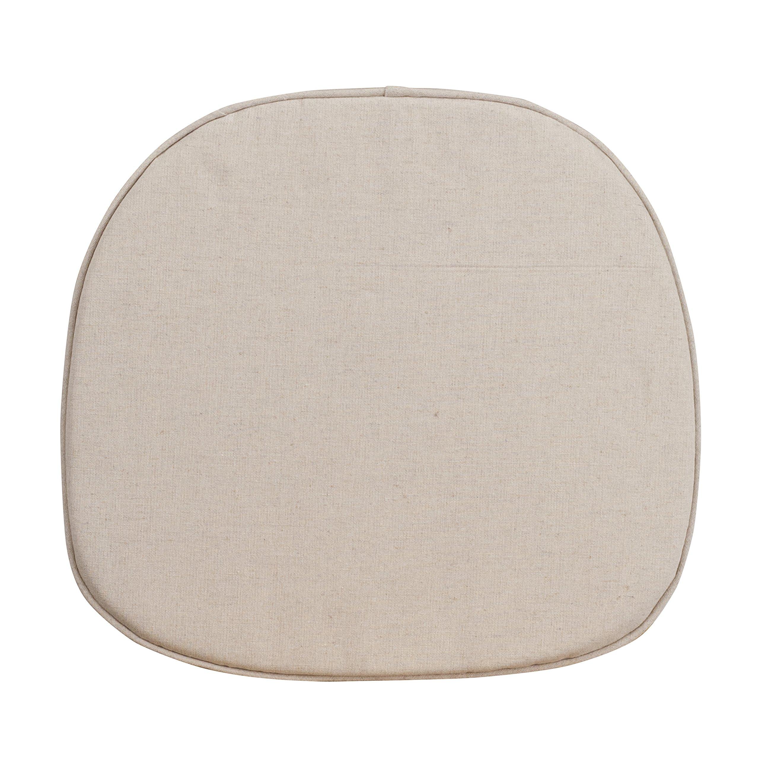 Flash Furniture Kids Natural Thin Cushion