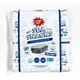 KPOP Sea Snacks - Premium Seaweed Snack (12 Count, 5g Packs) Roasted and Lightly Salted - Certified Organic, Vegan, and Non-GMO, from KPOP Foods
