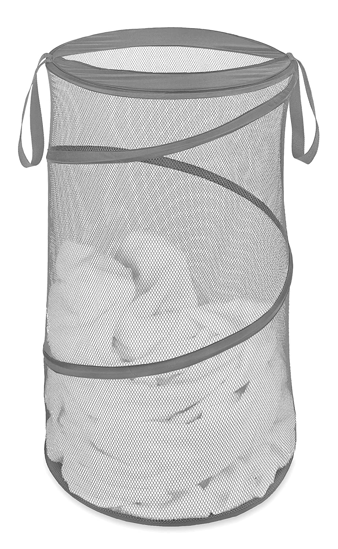 Whitmor 15 Collapsible Laundry Hamper 6826-6027-NBLUE
