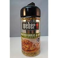 Weber Seasoning, Roasted Garlic & Herb