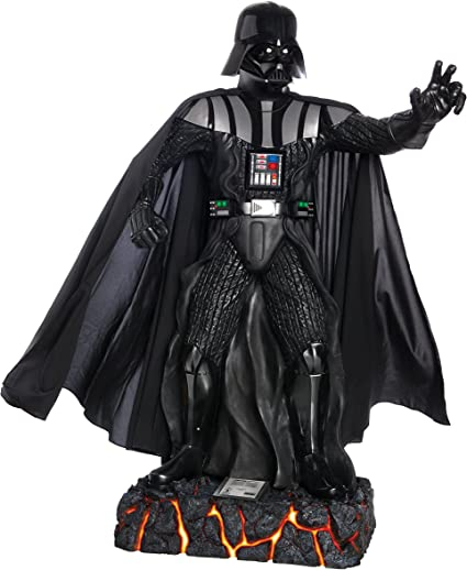 Rubie S Star Wars Life Size Darth Vader Statue Toys Games