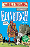 Horrible Histories Gruesome Guides: Edinburgh (English Edition)