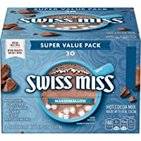 Deals on 30-Pack Swiss Miss Marshmallow Hot Cocoa Mix 1.38 Ounce Envelopes