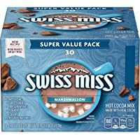 Deals on 30-Pk Swiss Miss Marshmallow Hot Cocoa Mix 1.38 Ounce Envelopes