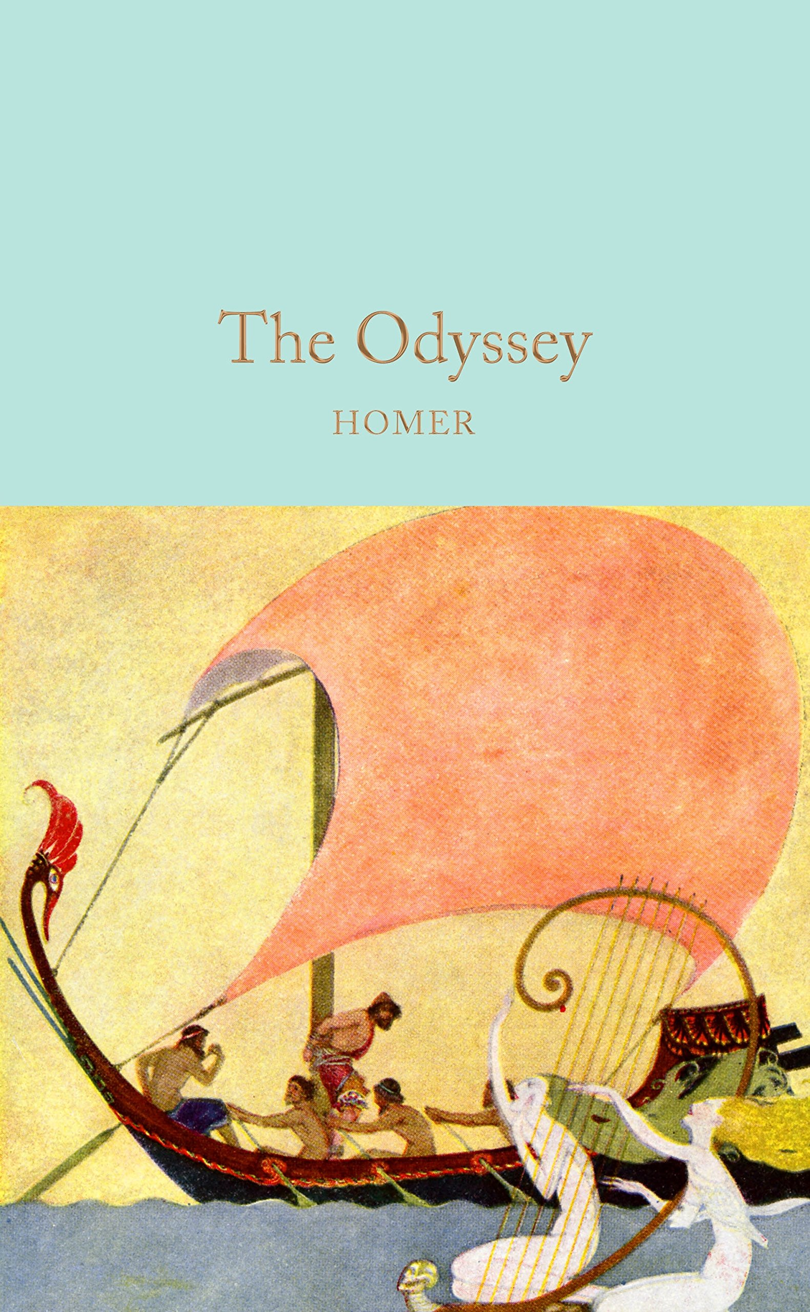 The Odyssey (Macmillan Collector's Library) pdf