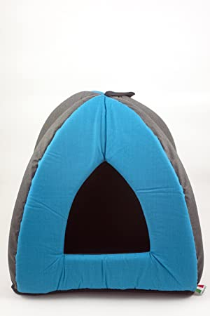 """Caseta para perro Igloo """"animal"""" Dolce cachorro-Pirámide de almohada extraíble,"""
