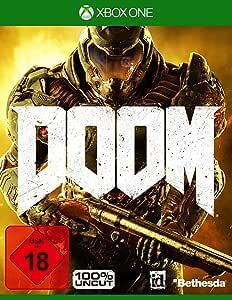 DOOM - 100% Uncut - Day One Edition - Xbox One [Importación ...
