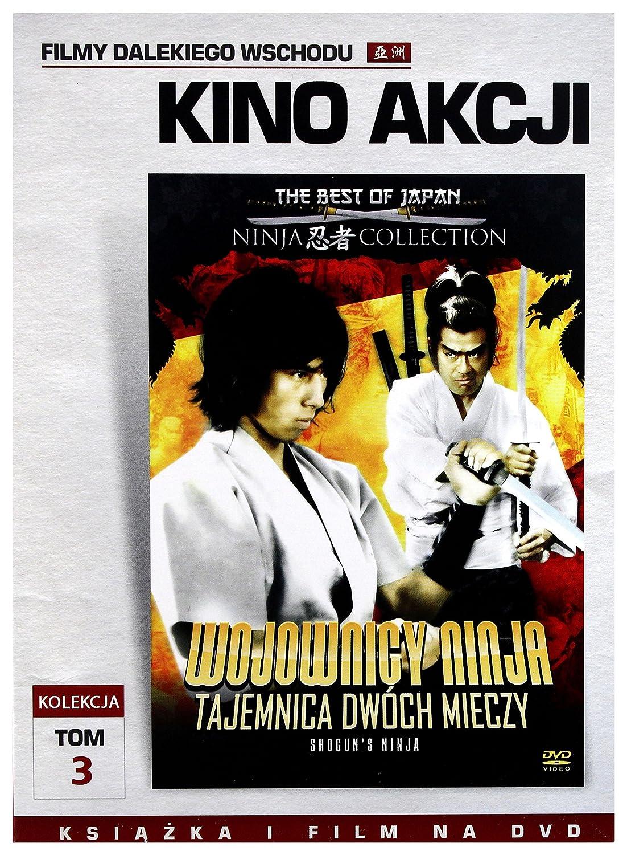 Ninja bugeicho momochi sandayu DVD + KSIÄĹťKA IMPORT No hay ...