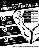 Stoic Elbow Sleeves for Powerlifting - 7mm + 5mm