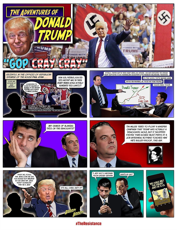 "Donald Trump  13 x 19/"" Photo Print"