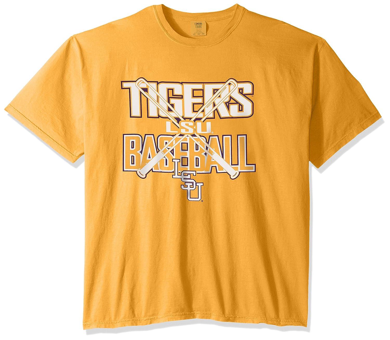 【メーカー包装済】 NCAA LSU Tigers Tigers Baseball Bats半袖快適カラーTシャツ、XXL Baseball B01N1HYII8、シトラス B01N1HYII8, コケコッコ村:0aeb572f --- a0267596.xsph.ru