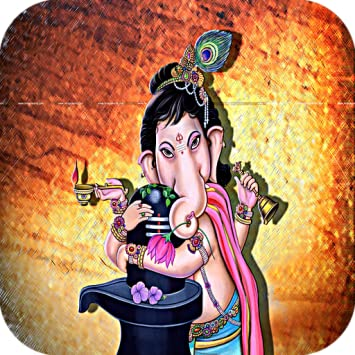 Amazon Com Lord Shiva Ganesha Live Hd Wallpaper Appstore For Android