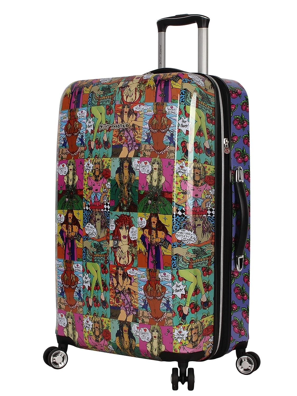 2640b4ad3 Amazon.com   Betsey Johnson Luggage Hardside Midsize 26