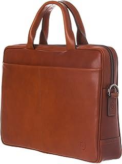 5a4dc20e47446 OFFERMANN Ledertasche Businesstasche Workbag L als Aktentasche und ...