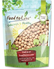 Chickpeas by Food to Live (Garbanzo Beans, Kosher) — 1 Pound