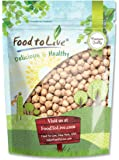 Garbanzo Beans/Chickpea by Food to Live (Kosher, Low Sodium, Dry, Bulk) —1 Pound
