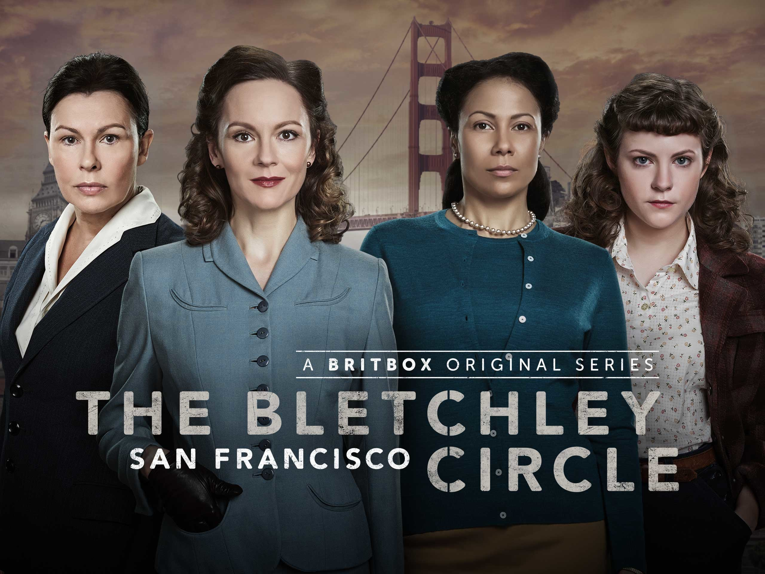 Amazon com: Watch The Bletchley Circle: San Francisco
