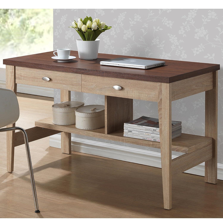 Amazon Baxton Studio Fillmore Writing Desk Kitchen & Dining