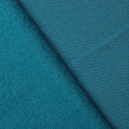 aktivstoffe (12,99€/m) Tela de algodón elástica - 95% algodón 5% Elastano - 9 Colores - por Metro (petróleo): Amazon.es: Hogar