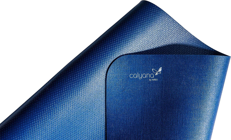 Airex Calyana Prime Yoga Mat, Ocean Blue