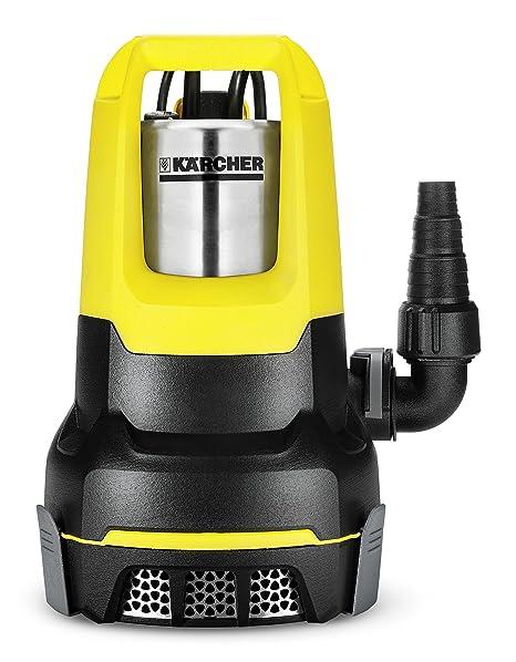 Kärcher 1.645-505.0 Bomba sumergible de aspiración plana SP 6 Flat Inox