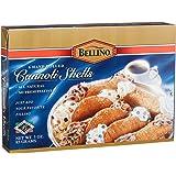 Bellino Mini Cannoli Shells, 3 Ounce Boxes, 12 Count Shells