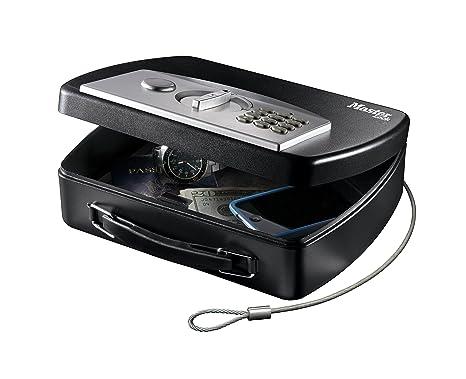 Master Lock P008EML Caja nómada con código electrónico programable