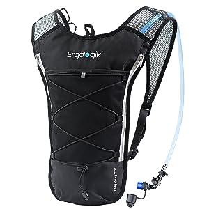 ErgaLogik Gravity 70 UltraLight 2L Hydration Pack