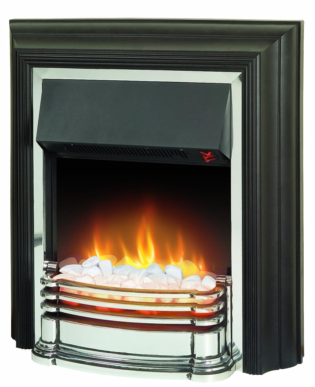 Flame Effect Electric Fires Part - 36: Dimplex Detroit 2 KW Freestanding Optiflame Electric Fire: Dimplex:  Amazon.co.uk: DIY U0026 Tools