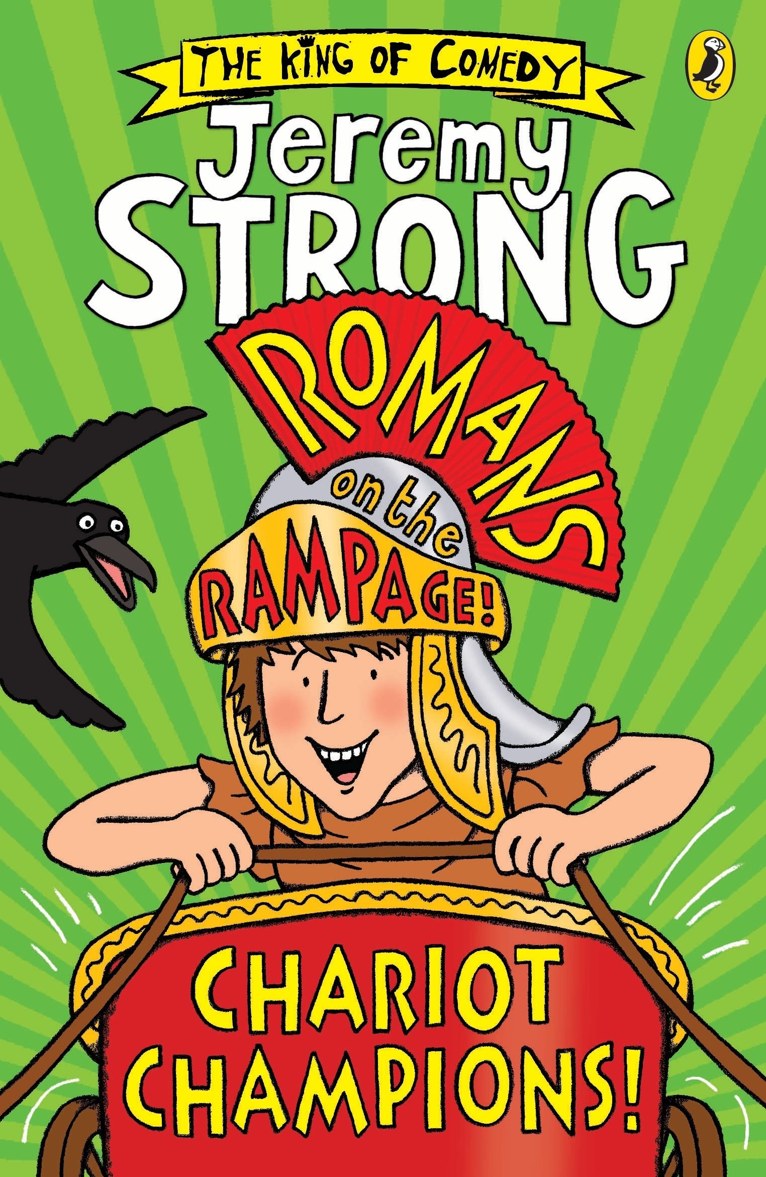Romans on the Rampage: Chariot Champions: Amazon.co.uk: Strong, Jeremy:  9780141372556: Books