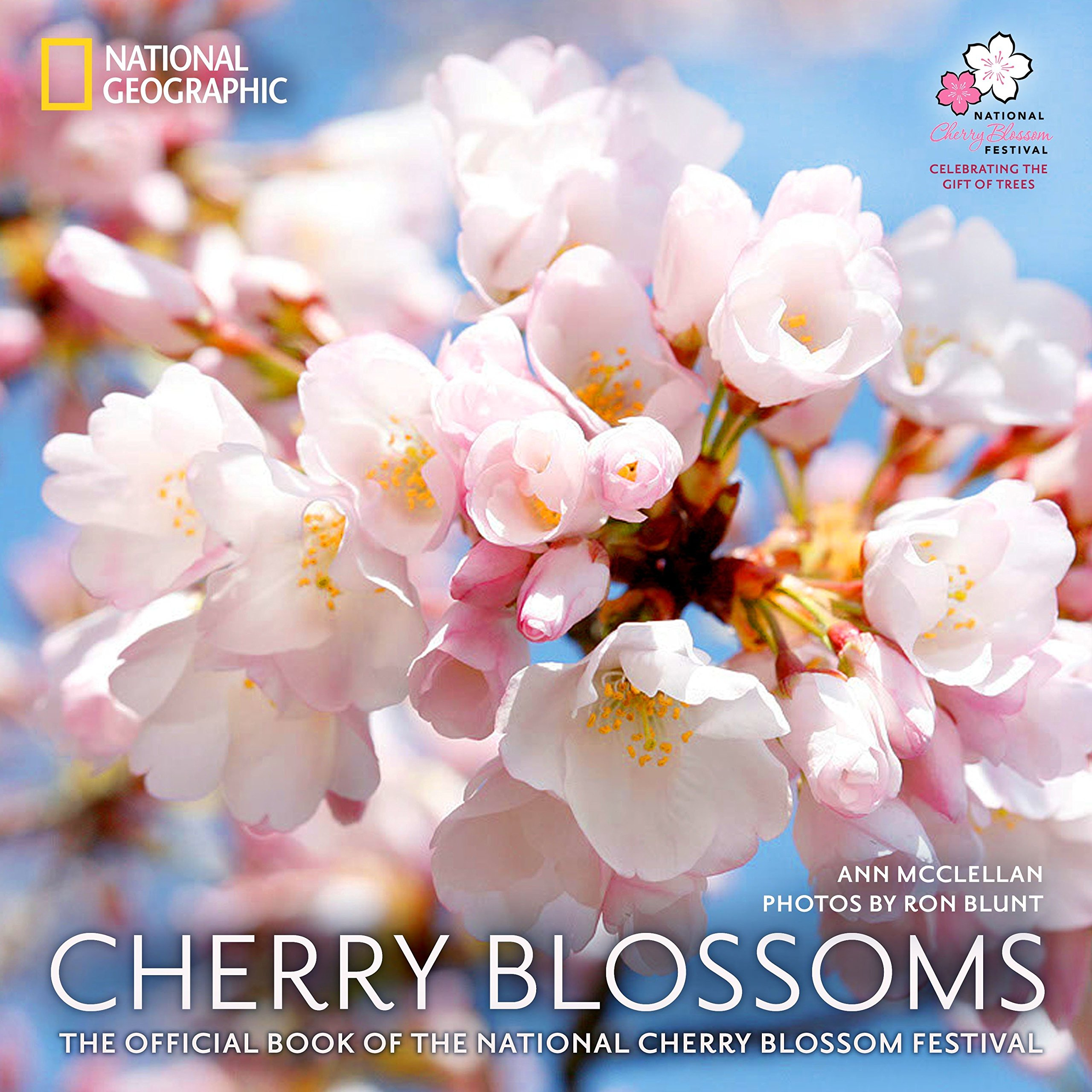 Cherry Blossoms: The Official Book of the National Cherry Blossom Festival pdf