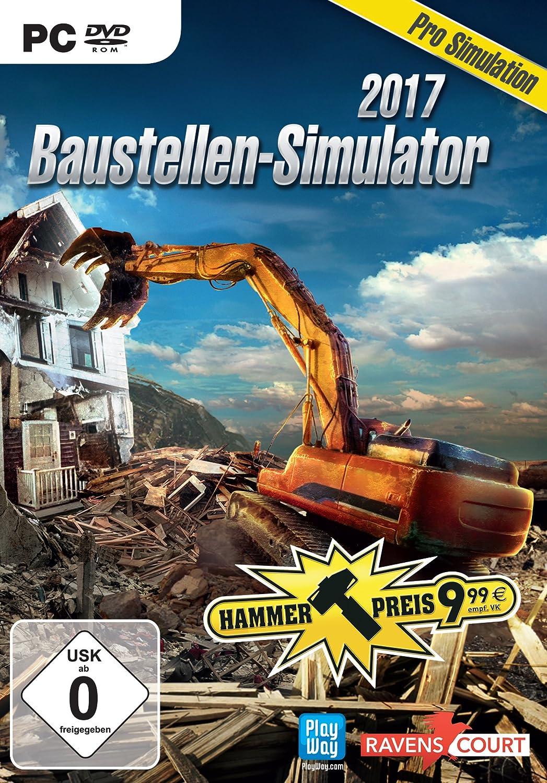 baustellen simulator demo