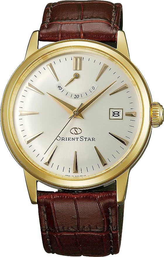 [オリエント時計] 腕時計 オリエントスター WZ0261EL ブラウン
