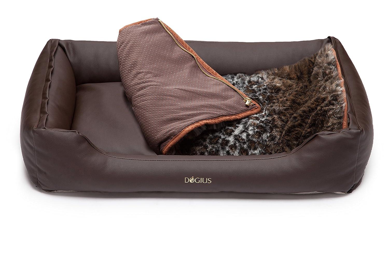 Dogius Cama de Lujo para Perros con Sistema de Cambio de techos: Amazon.es: Productos para mascotas
