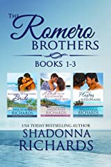 The Romero Brothers Boxed Set (Books 1 - 3) Kindle Edition