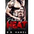 Packing Heat: A Bad Boy Secret Baby Romance (Barone Crime Family Book 4)