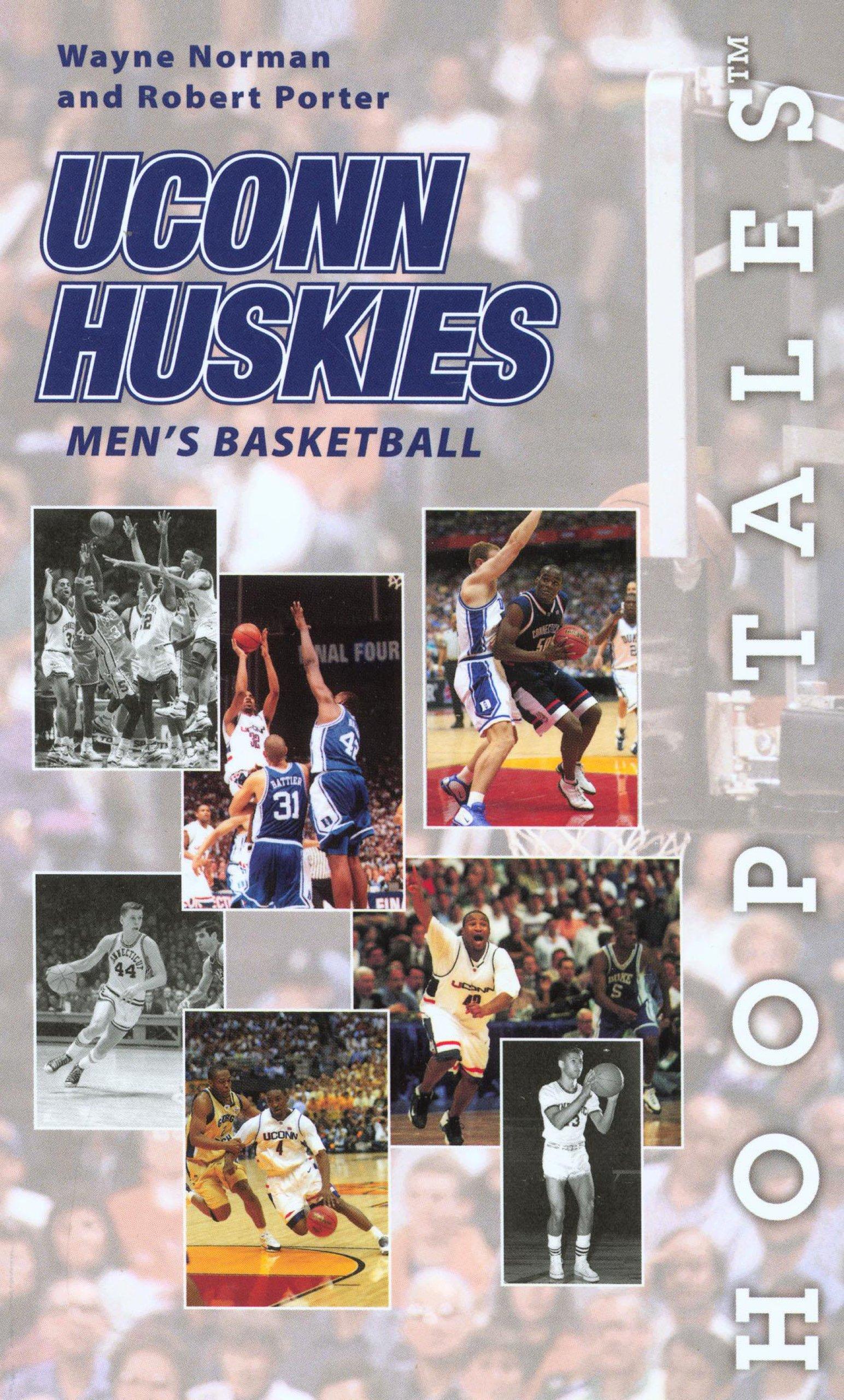 Hoop Tales: UConn Huskies Men's Basketball (Hoop Tales Series) ebook
