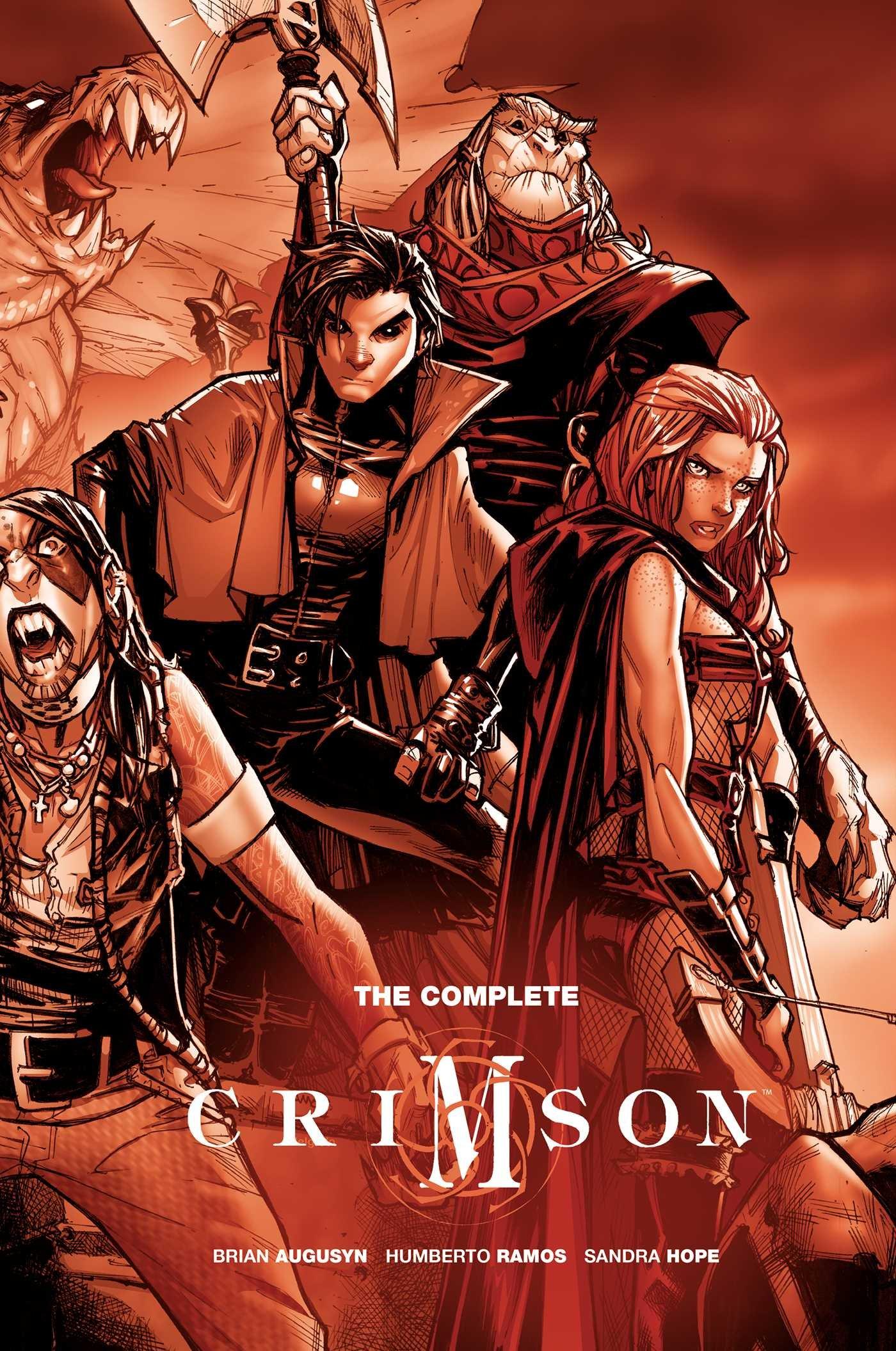 Download The Complete Crimson pdf epub