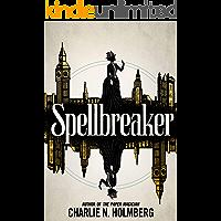 Spellbreaker book cover