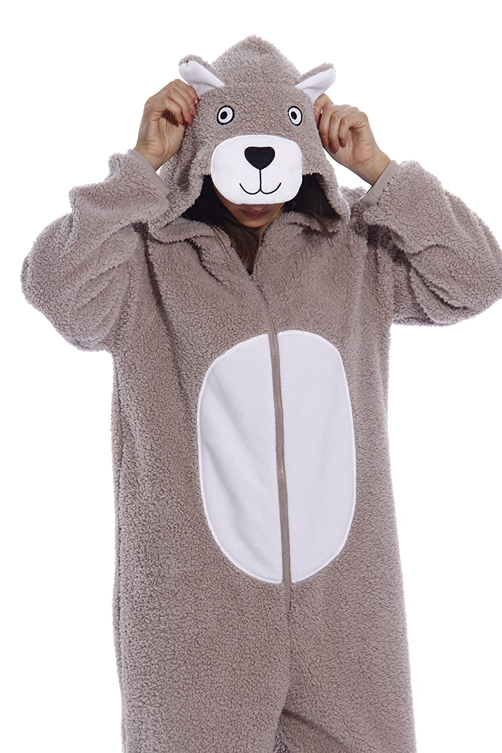 Just Love Women's Adult Onesie / Onesies / Pajamas