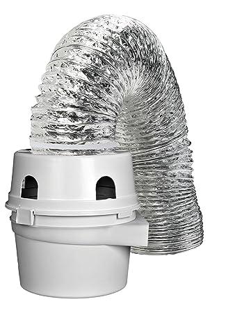 Amazon Com Dundas Jafine Tdidvkzw Proflex Indoor Dryer Vent Kit