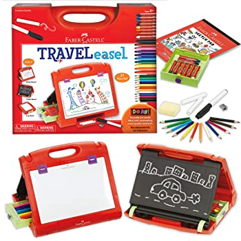 Faber-Castell 30 Piece Tabletop Easel For Kid