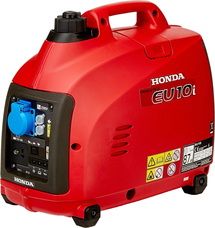 Valoración sobre generadores portátiles Honda