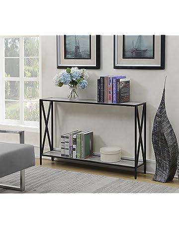 Sofa Console Tables Amazon Com