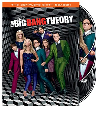 Amazoncom The Big Bang Theory Season 6 Chuck Lorre Bill Prady