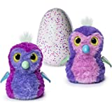 Hatchimals Glittering Garden - Hatching Egg and Interactive Sparkly Penguala by Spin Master