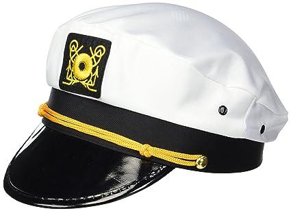 edfd1f31ea Amazon.com  Captains Hat - Skipper Your Own Kon Tiki Raft !!!One ...