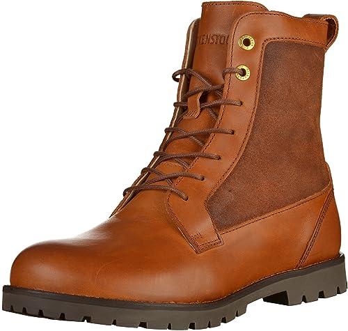 BIRKENSTOCK - Botines de caño bajo Mujer, Color Marrón, Talla 37: Amazon.es: Zapatos y complementos