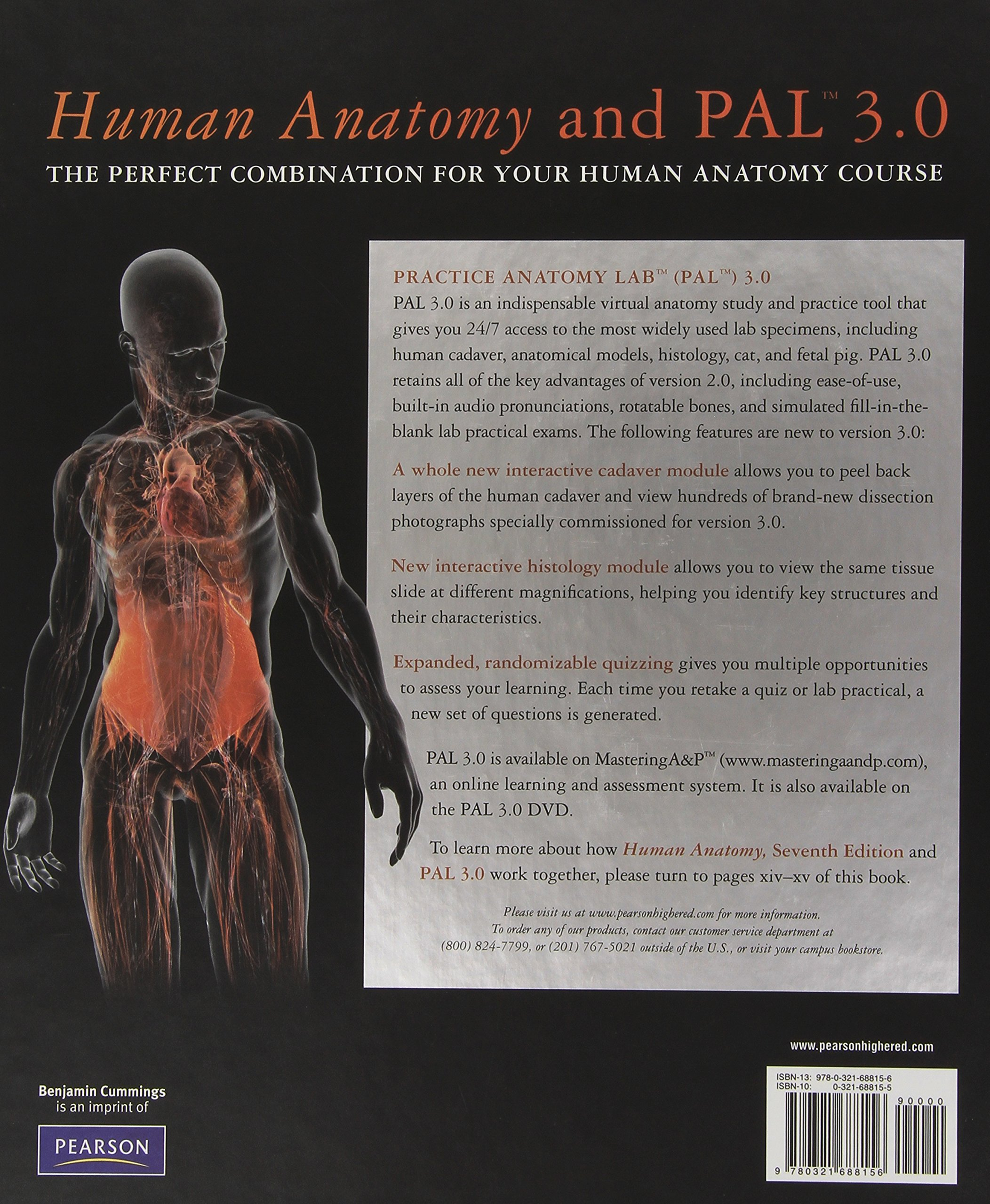 Human Anatomy (7th Edition): Frederic H. Martini, Michael J. Timmons ...