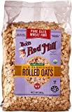 Bob's Red Mill Organic Pure Wheat Free Rolled Oats, 907g